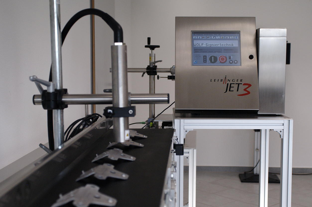 Highspeed-Drucker Leibinger JET 3